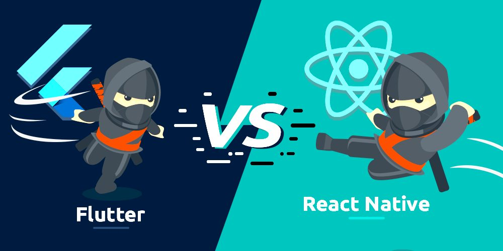 Which Cross-Platform App Development Would You Prefer? Flutter V/s. React Native!